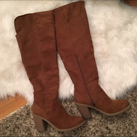 target brown boots